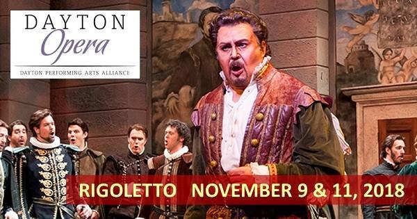 Dayton Opera: Rigoletto