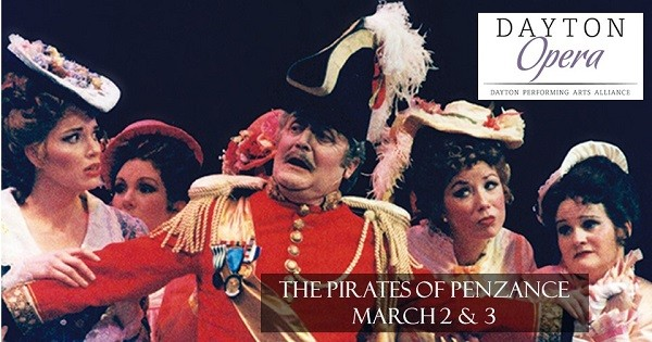Dayton Opera: The Pirates of Penzance