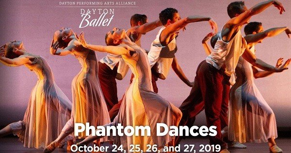 Dayton Ballet: Phantom Dances