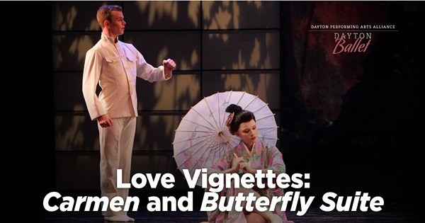 Love Vignettes: Carmen and Butterfly Suite