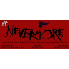 NEVERMORE at Beavercreek Community Theatre