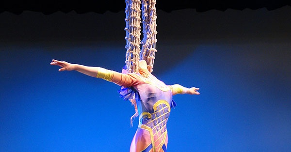 CIRQUE D'OR Live in Dayton