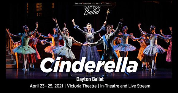 Dayton Ballet: Cinderella