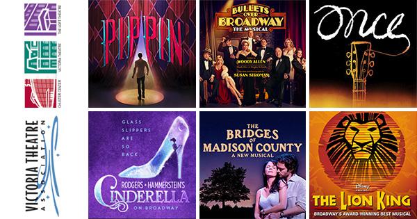 Victoria Theatre Association Announces 2015-2016 Shows