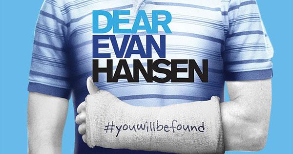 Dear Evan Hansen - Broadway in Dayton