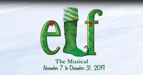 Elf The Musical at La Comedia
