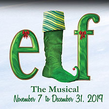 Elf The Musical at La Comedia