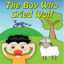 The Boy Who Cried Wolf at La Comedia