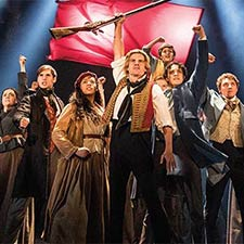 Les Misérables in Dayton