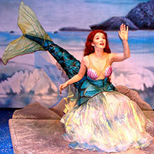 The Little Mermaid at La Comedia