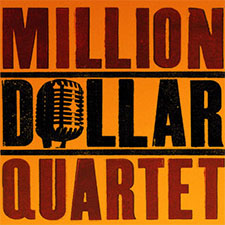 Million Dollar Quartet at LaComedia