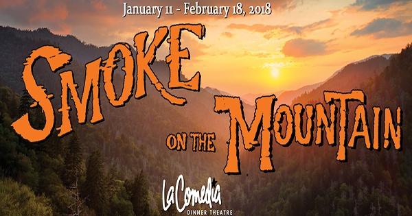 Smoke on the Mountain at La Comedia