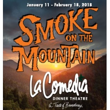 Smoke on the Mountain at La Comedia