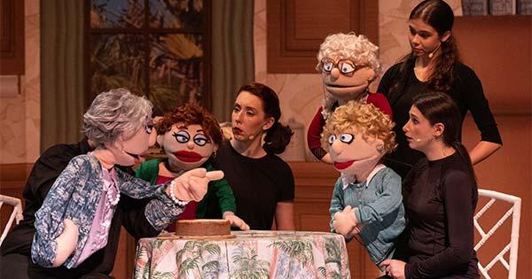 That Golden Girls Show! A Puppet Parody - canceled