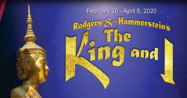 The King and I - suspended
