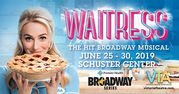 Preview: Waitress at The Schuster