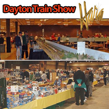 NMRA Annual Dayton Train Show - canceled