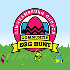 Community Egg Hunt at Ginghamsburg Church - canceled