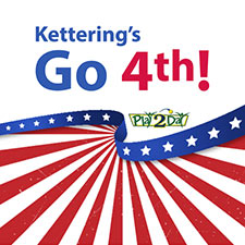 City of Kettering Fireworks - Go 4th! - canceled
