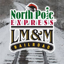 North Pole Express Train Ride