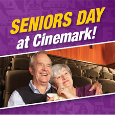 Senior Days at Cinemark  - Dayton South - suspended