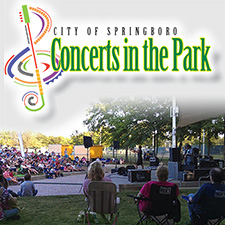 Springboro FREE Concerts in the Park