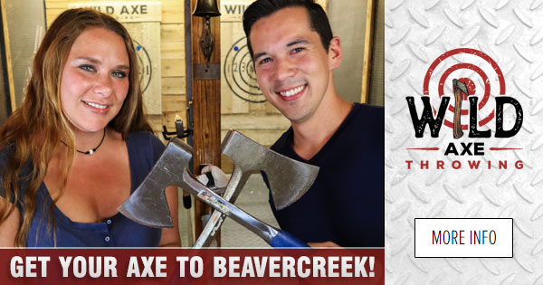 Wild Axe Throwing Now Open in Beavercreek