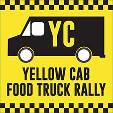 Yellow Cab Food Truck Rally - suspended