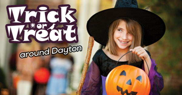 2020 Beggar's Night / Trick or Treat | Dayton, Ohio