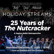 25 Years of The Nutcracker: A Dayton Ballet Retrospective